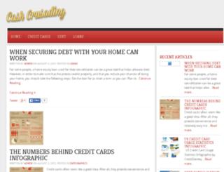 cashcrusading.com screenshot