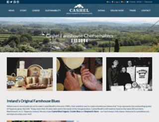 cashelblue.com screenshot