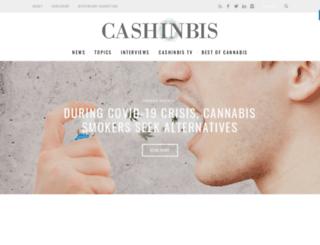 cashinbis.com screenshot