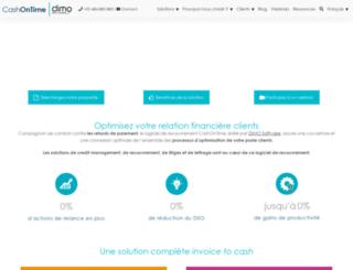 cashontime.com screenshot