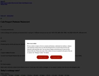 cashpassport.com.au screenshot