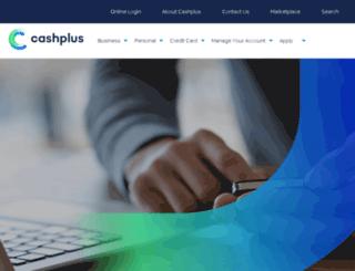 cashplus.ro screenshot