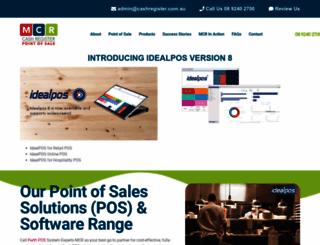 cashregister.com.au screenshot