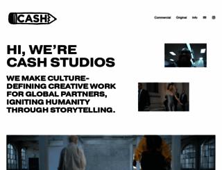 cashstudios.co screenshot