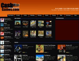 cashwargames.com screenshot
