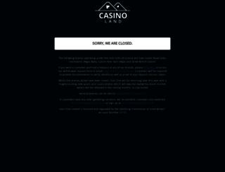 casinoland.com screenshot