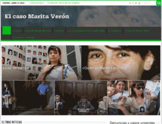 casoveron.org.ar screenshot