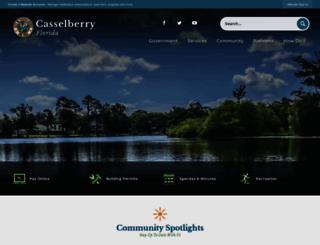 casselberry.org screenshot