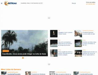cassilandianoticias.com.br screenshot