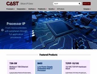 cast-inc.com screenshot