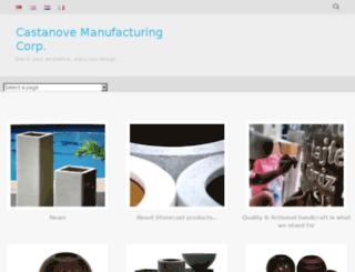 castanove.com screenshot