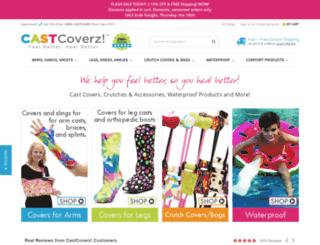 castcoverz.com screenshot