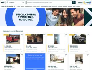 castelar.olx.com.ar screenshot