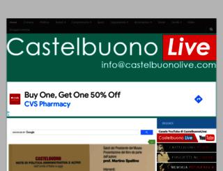 castelbuonolive.com screenshot