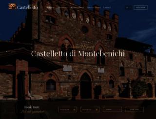 castelletto.it screenshot