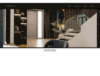 castelli.ro screenshot