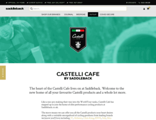 castellicafe.co.uk screenshot
