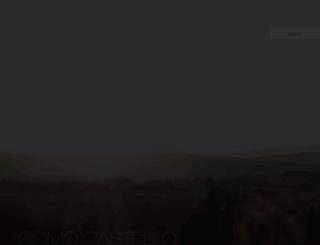 castellodelnero.com screenshot