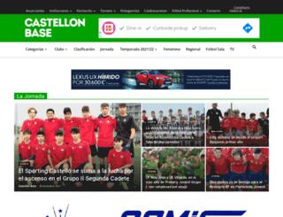 castellonbase.com screenshot