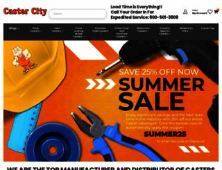 castercity.com screenshot