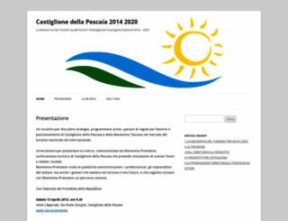 castiglionedellapescaia20142020.it screenshot