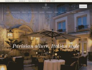 castille.com screenshot