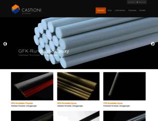 castioni.de screenshot