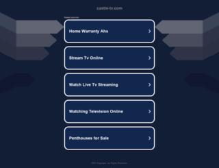 castle-tv.com screenshot