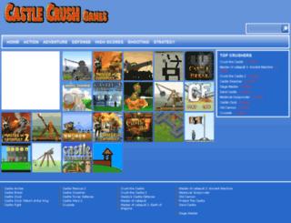 castlecrushgames.com screenshot