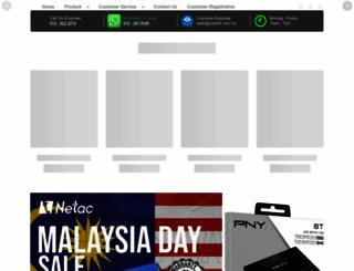 castleit.com.my screenshot