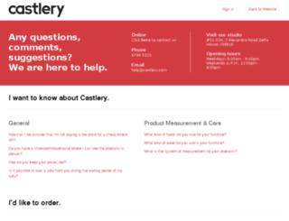 castlery.zendesk.com screenshot