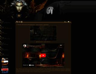 castlevania.co screenshot