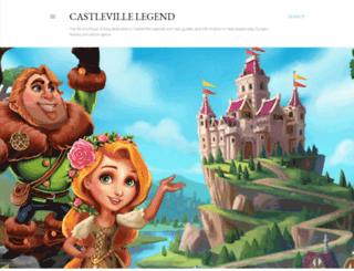 castlevillelegend.blogspot.com screenshot