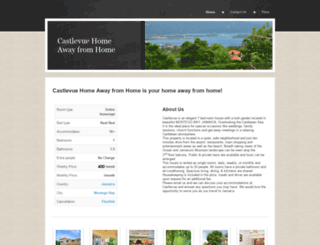 castlevuehome.yolasite.com screenshot