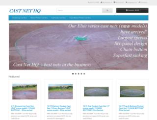 castnethq.com.au screenshot