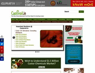 castoroil.in screenshot