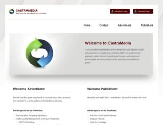 castramedia.com screenshot