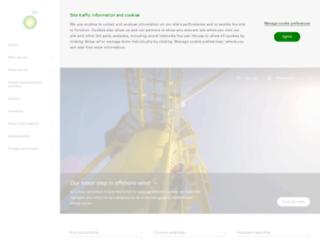 castrolmoto.com screenshot