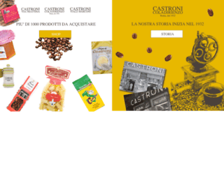 castronicoladirienzo.com screenshot