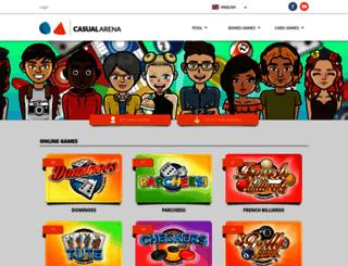 casualarena.com screenshot