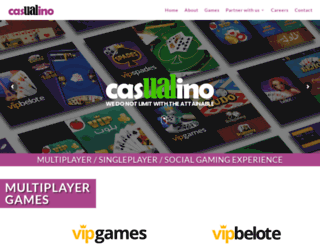 casualino.com screenshot