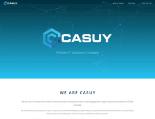 casuy.com screenshot