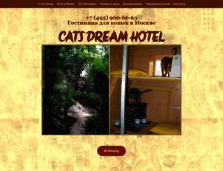 cat-hotel.ru screenshot
