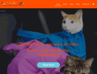 cat-in-the-bag.com screenshot