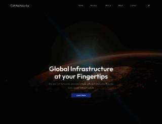 cat.net screenshot