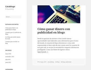 catablogo.com screenshot
