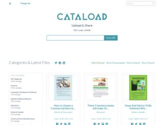 cataload.com screenshot