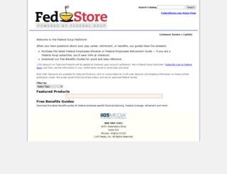 catalog.federalsoup.com screenshot