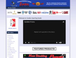 catalog.gzanders.com screenshot