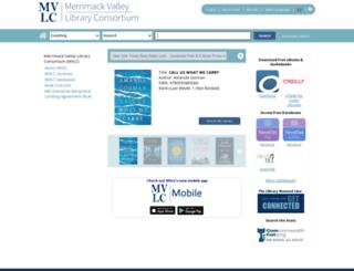 catalog.mvlc.org screenshot